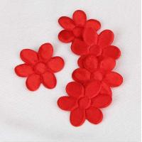 China Personalized Garment Craft Cloth Appliques For Baby Clothes Or Hair Headbands on sale