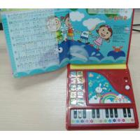 Quality Piano Book& Sound Book & Educational Children Book for sale