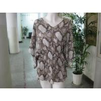 Quality Silk Batwing Sleeve Blouse for sale