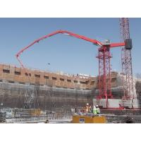 Quality HG32B Tower Concrete Placing Boom Stationary Type 0~48℃ Working Temperature for sale