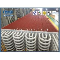 Quality ISO / ASME Passed Mechanical Condensing CFB Boiler Economizer Heat Exchanger for sale