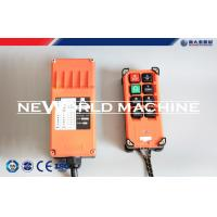 Quality F21-E2B Series Suspended Platform Parts Hoist Industrial Wireless Radio Remote for sale