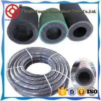 Quality Four textile plies reforcement Sand blasting hose pipe static dissipating  from china supplier for sale