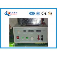 Buy Semiconductor Volume Resistivity Testing Equipment 23 ± 2 ℃ Ambient temperature at wholesale prices