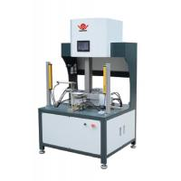 Buy Gift Box Automatic Folding Pressing Machine / Air Bubbles Press Electric Driven Type at wholesale prices