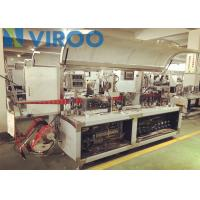 Quality Full Auto Wet Tissue Paper Making Machine , Wet Wipes Production Line for sale