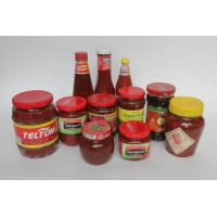 Quality glass jar tomato paste 315g*12 for sale