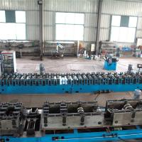 Medium / Heavy Duty Cable Tray Roll Forming Machine Trunking System for sale