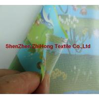 Quality Soft and ultra thin brushed loop /napped loop fabric for baby diaper for sale