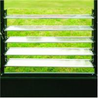 Quality Beautiful garden greenhouse louver L165G for sale