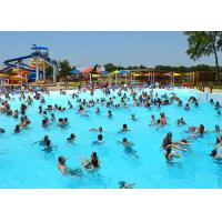 Quality Safe Lazy River Water Park Diamond Water Park Environment Friendly Material for sale