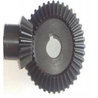 Quality Industrail Forging Carburizing Straight Bevel Gear For Anchor Machine for sale