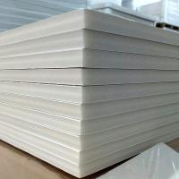 Quality 1220*2440mm Paper Foam Board 4ft 8ft 5mm/10mm Thickness For Advertising for sale