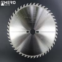 Quality 305mm Wood Cutting Saw Blade Imported Alloy Material 75Cr Steel Plate for sale