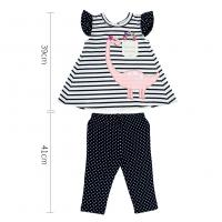 China kid girl clothes for baby girl clothes new style fastion baby dress and pant on sale
