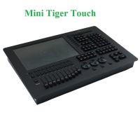 China Mini Tiger Touch DMX Lighting Controller 10.1 Version D4 Format Personality on sale