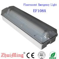 Quality Fluorescent  Waterproof Fire-Retardant ABS Casing and PO Diffuser Emergency Light for sale