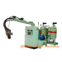 China PU Foaming machine and PE insulation casing pipe extruder line on sale