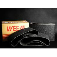 Buy cheap Anti Static Floor Abrasives Sanding Belts , Silicon Carbide Grain from wholesalers