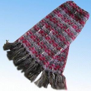 Quality 100 Percent Acrylic Yarn Scarf for sale
