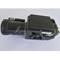 Quality Miniature Airborne MWIR Cooled Thermal Security Camera  With High Resolution And Continuous Zoom for sale