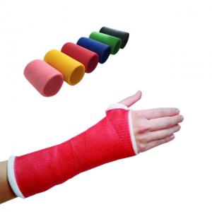 China OEM Polymer Medical Bandage water activated fiberglass casting tape on sale