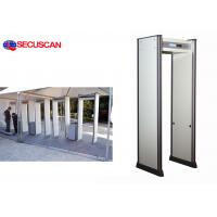 Buy cheap SECUSCAN Walk Through Metal Detector With remote controller for detect gun weapons product