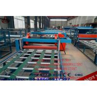 Quality Concrete Sandwich Wall Panel Making Machine / Wall Panel Manufacturing Equipment Long Life for sale