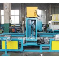 Buy cheap Transformer Corrugated Automatic Seam Welding Machine 1.5 Kw Motor Power from wholesalers