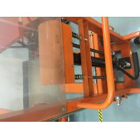 Quality Foot Pedal Type Manual Hydraulic Stacker Movable For Lifting And Transporting for sale