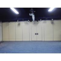 Buy cheap Multi Color Soundproof Material Operable Partition Wall Hotel Acoustic Room Dividers from wholesalers