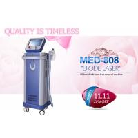 Quality Pain Free 808nm Diode Laser Hair Removal Machine With Germany Laser Bars for sale