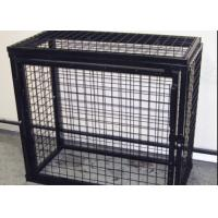 Quality Heavy Duty Metal Gas Bottle Storage Cage Lockable Cage For Gas Bottles for sale