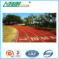 Quality IAAF Standard Athletic Jogging Track Material Sport Stadium Outdoor for sale