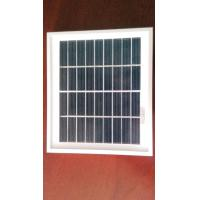 Quality Lowest cost solar panel 5W photovoltaic crystalline silicon for sale