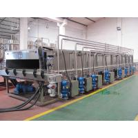 Quality 2000 Bottles Small Tunnel Pasteurizer Increasing Biological Stability for sale