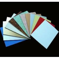 Quality White/Silver Acp Sheet Exterior Wall Sandwich Panel Price Aluminum Composite Panel for sale