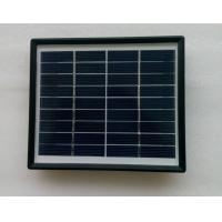 Quality World best selling cheap solar panel 3W photovoltaic crystalline silicon for sale