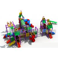 Quality Water Play Equipment Children Water Slide For Water Amusement Park for sale
