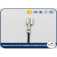 Buy cheap Auto wire harness connector,automotive terminal,wire crimp terminal harness D4.8 from wholesalers
