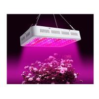 Quality Greenhouse LED Grow Lights Durable Iron Housing Tempered Glass Cover for sale