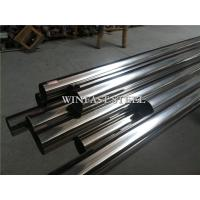 China Bright Polished Welded Stainless Steel Pipe Grade 304 for Handrail on sale