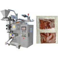 Buy cheap SS304 Sugar / Coffee Granule Packing Machine With PET / PE Bags product