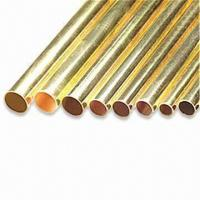 Quality Brass Condenser Tubes, Used in the Shipbuilding, Offshore, Power and Desalination Industries for sale