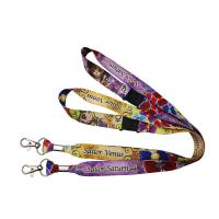 Quality Sublimation Print Lanyards for sale