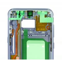 Galaxy S8 Plus Phone Replacement Parts Middle Frame , Samsung Mobile Phone Spare Parts