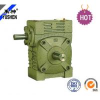 China Electric Motor Worm Gear NMRV030 Worm Gear Reducer With Transmission Ratio 100 on sale