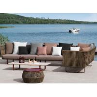 Buy Outdoor Garden wicker backyard furniture sets PE rattan chair patio chairs and at wholesale prices