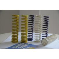 Quality Natural clolr SWPA Industrial Compression Springs for telecommunication With Long Life for sale