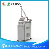 Quality 1064/532nm Q-Switched ND: YAG Laser Tattoo Removal Machine Black Doll Skin Rejuvenation for sale
